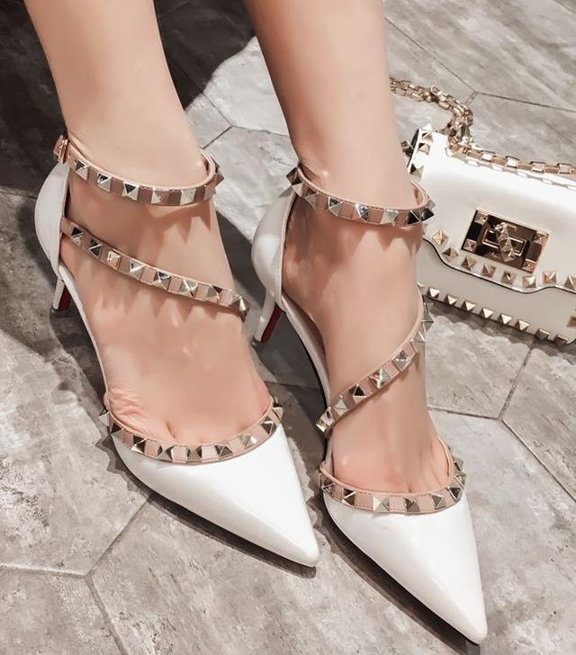老北京女坡跟布鞋夏季