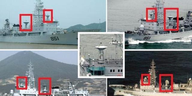 中国海警船