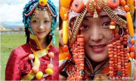 「大美媛少数民族系列饰品」藏族饰品