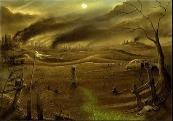 人类消失后,地球真的无法继续运行了吗?