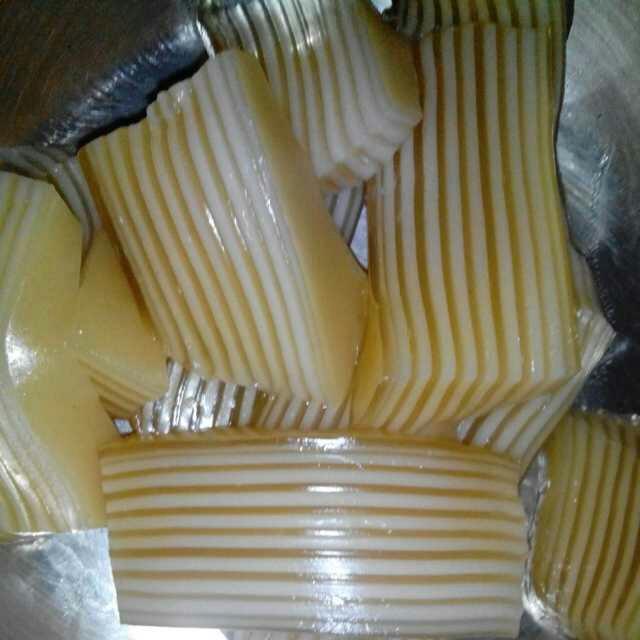 椰汁千層馬蹄糕的做法