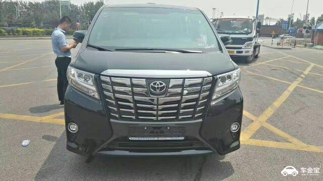 丰田平行进口最低价