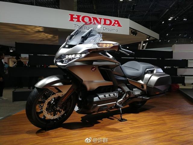 本田金翼2020款在泰国上市 售价约28.8万人民币