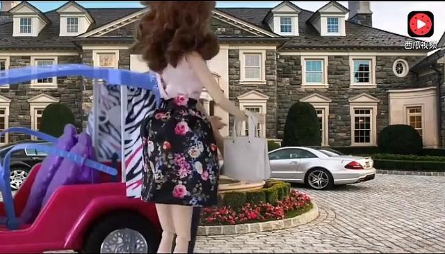 芭比娃娃别墅