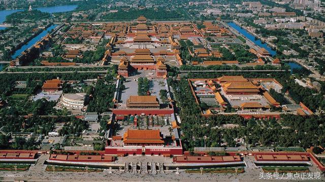 中国除北京故宫之外,还有其他三大故宫,你知道在哪吗?_新浪看点