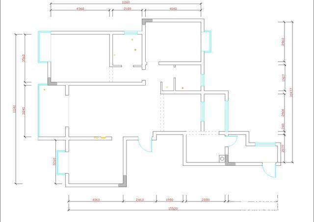 autoCAD下载,CAD平面图入门CAD资料素材,免费下载(新手入门)