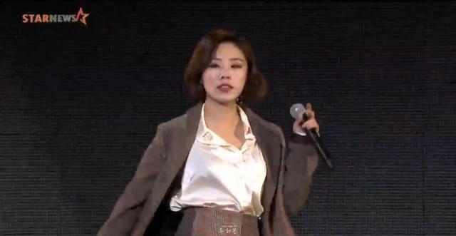 MAMAMOO《四季四色+gogobebe》190424 TMA音乐颁奖礼