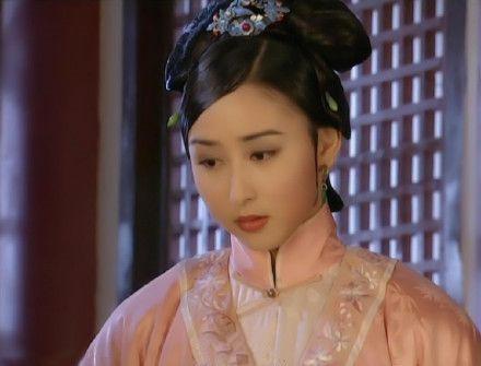 孝庄秘史:舒畅扮演的董鄂妃,果真是温婉可人,我看着都心动了