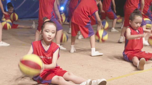 篮球宝贝火爆音乐