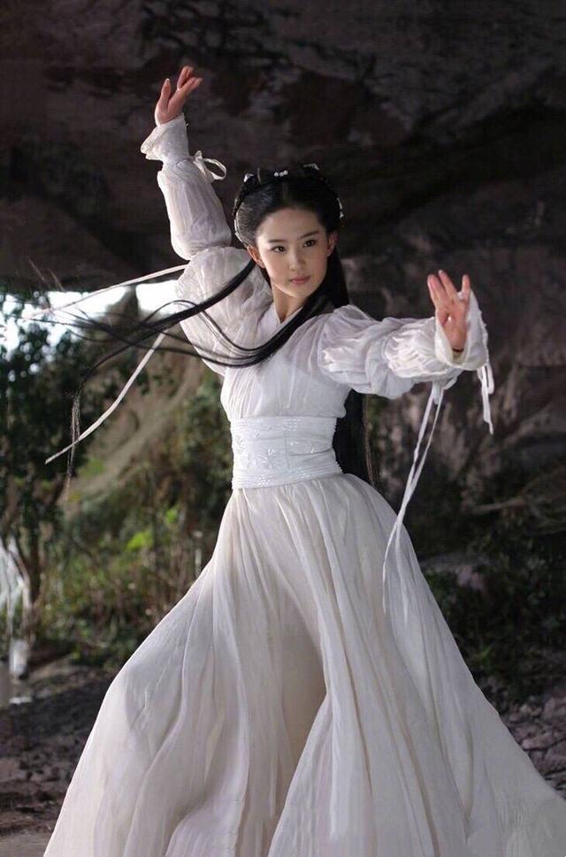 刘亦菲鸿门宴吻戏