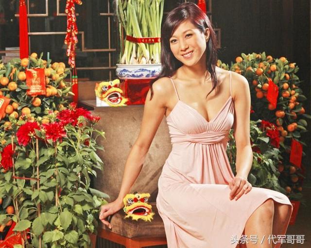香港女演员李菁图片
