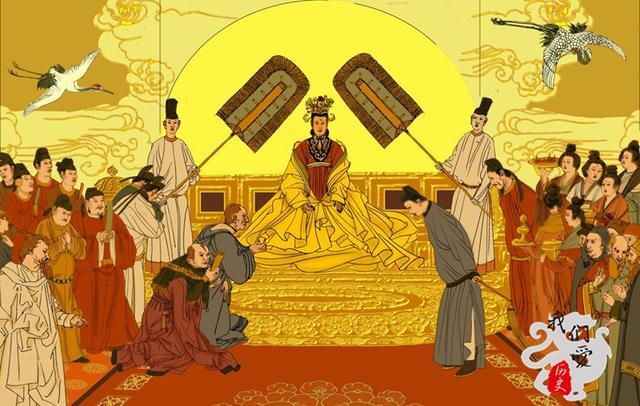 北魏女皇,比武则天早生近百年,她才是历史上第一位女皇帝