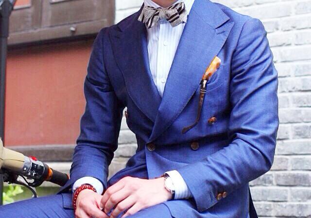 秋冬男人西服这么穿,才能牢牢绑住女人心