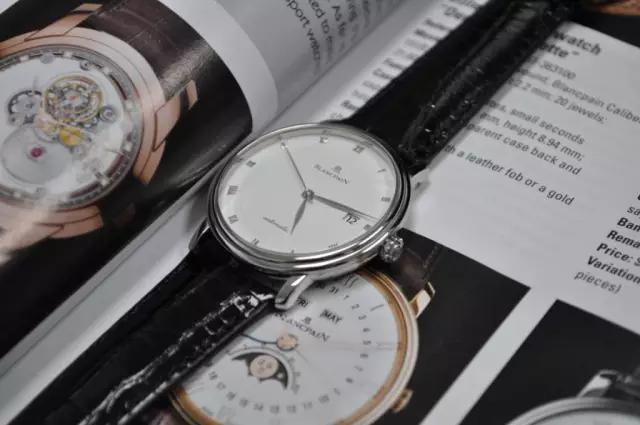 宝珀五十寻手表