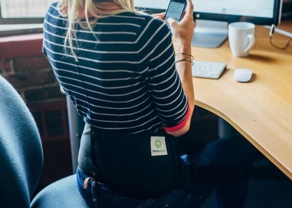 开箱小米299元乐班护腰塑形坐垫,可以坐出蜜桃臀,... _网易视频