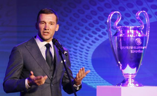 (体育)(2)足球——欧冠决赛标志在基辅揭晓