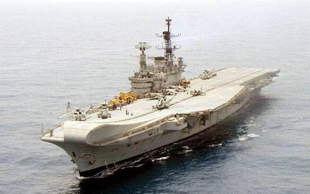 印度航空母舰简史:居然白捡了一艘中型航空母舰