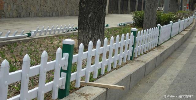 pvc綠化護欄