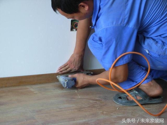 家庭装修中,木质踢脚线不容小觑,不要因小失大哦!