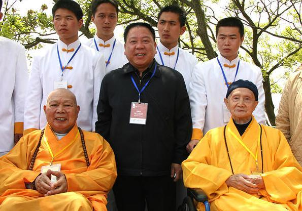 中国佛教协会副会长明学长老在苏州灵岩山寺圆寂,享年93岁