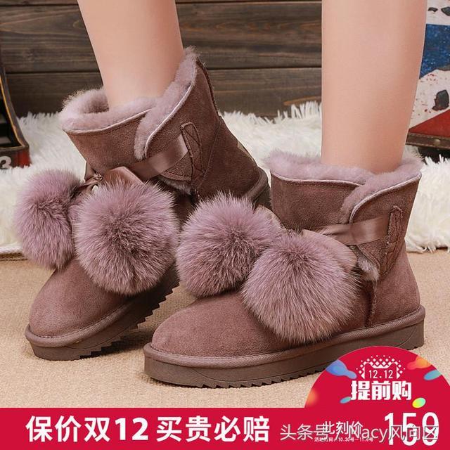 模特展示过膝雪地靴 奇特效果太可乐_全集视频_搜狐视频