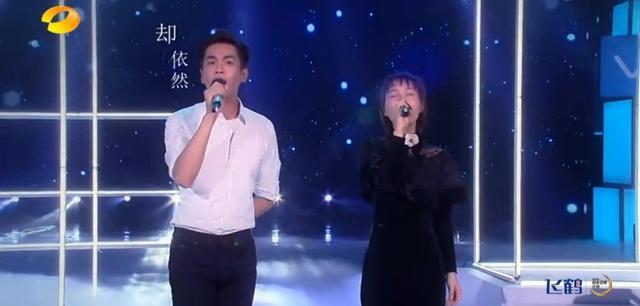 张若昀 吴昕《追光者》唱功在线,掀起全场最高潮