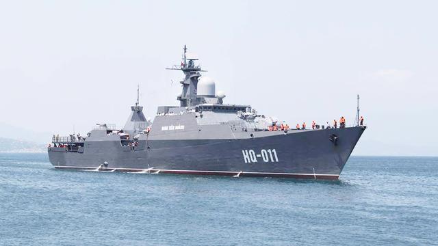 猎豹级护卫舰性能究竟如何?加装直升机起降平台