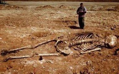 史前文明的遗迹