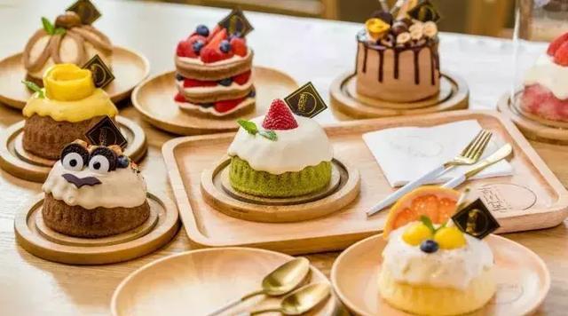 廣州這11家高顏值又好吃的蛋糕店,快收藏了!