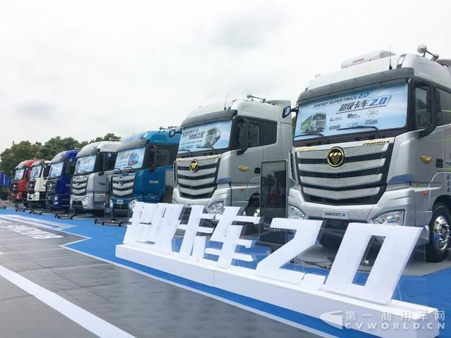 福田轻卡4.2米货车报价