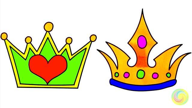 儿童最漂亮公主皇冠