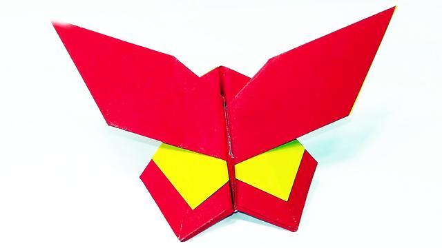 折紙大全視頻大全蝴蝶