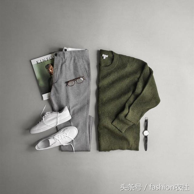 男生如何穿清新帅气?鹿晗的搭配值得参考,造型风格时髦多变