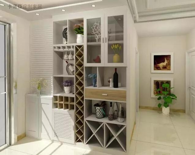 酒柜专辑丨20套酒柜设计方案,漂亮极了