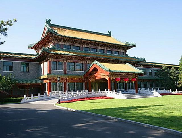北京香格里拉酒店图片