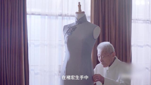张曼玉旗袍黑白