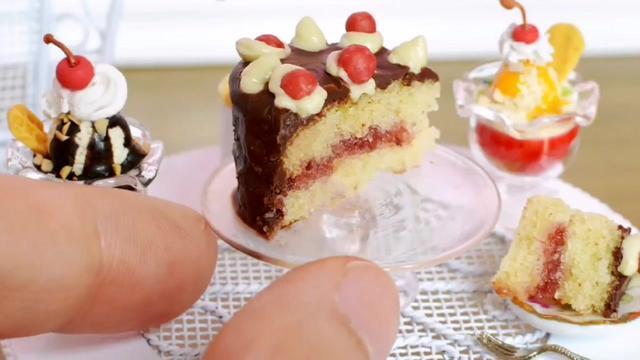 食玩,迷你厨房,制作真实的缩小版巧克力水果356bet体育注册_356bet充值_356bet吧