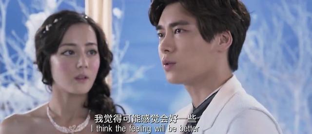 李易峰和迪丽热巴拍吻戏,说好借位,李易峰一记深... _网易视频