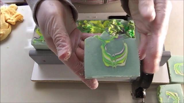 自制手工皂图片