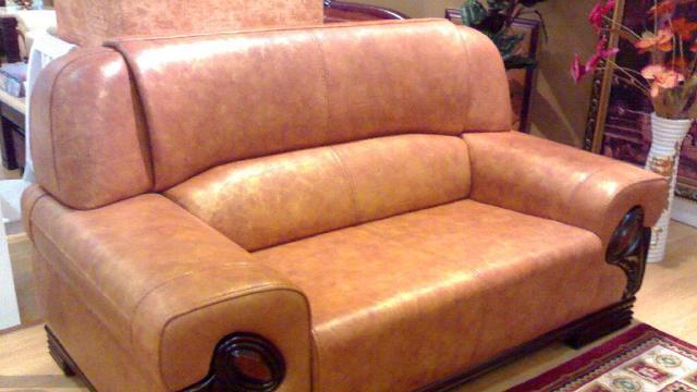 皮沙发保养最佳方法,真皮沙发怎么清洗保养,清洁皮沙... -万师傅