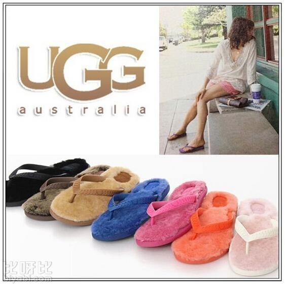 Angelababy 同款UGG拖鞋,会成为春季断货王吗?