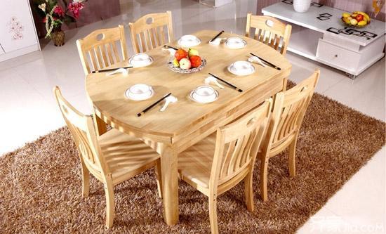 实木餐桌图片大全价格