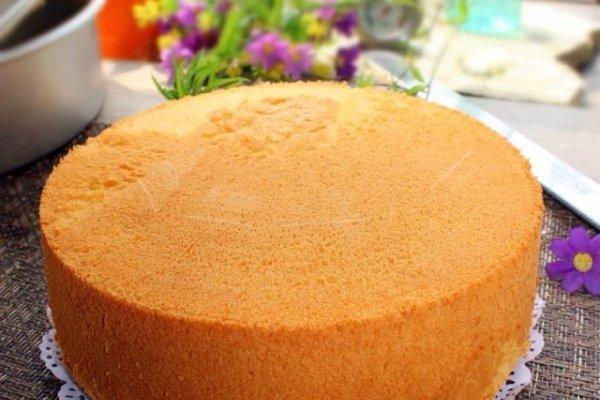 自己做更健康烘焙門檻八寸戚風蛋糕的做法步驟