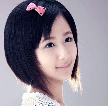 女高中生发型16岁短发