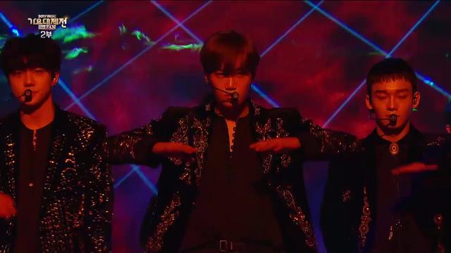 EXO《Ko Ko Bop》最新现场公开,音乐响起粉丝抓狂了
