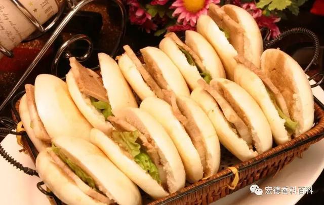 自从上次去重庆吃了卤肉锅魁,一直对他念念不忘,终于找到了配方