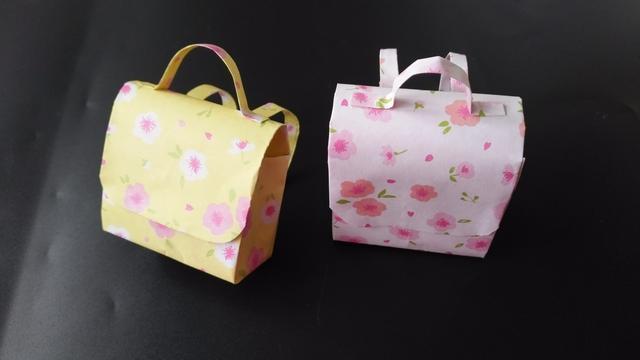 手工DIY自制芭比迷你书包,还可以装零钱用,简单实用的手工教程