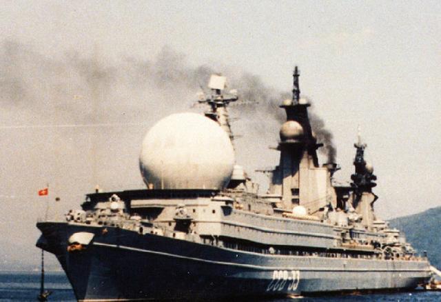 电子侦察船排行榜