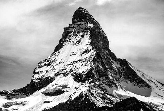 """行万里路:在""""欧洲屋脊""""阿尔卑斯雪山,赏够一生的雪景"""
