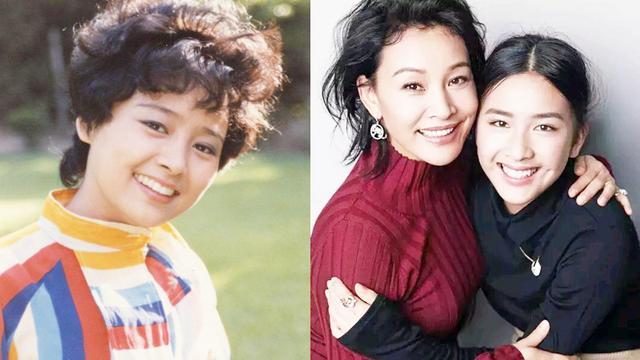 56岁陈冲和60岁张瑜近照,一个结婚生女,一个至今还是单身